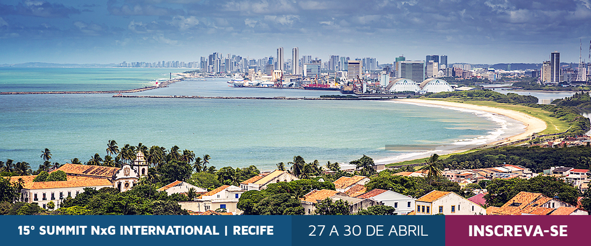 15º Summit NxG International - Recife